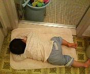 反抗期の実例その二〜浴室前の巻